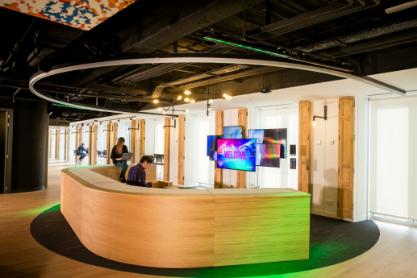 Accenture inaugura en Madrid su nuevo espacio de innovación y co-creación