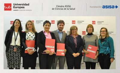 Abierta la convocatoria de ayudas a la investigación de la Cátedra Fundación Asisa-Universidad Europea
