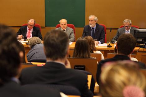 """Jornada técnica """"La nueva Directiva europea de información no financiera de las empresas"""", con la colaboración de ICADE"""