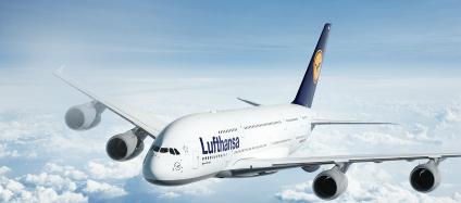 Lufthansa incrementa en más de un 9% los pasajeros transportados a/desde España hasta agosto