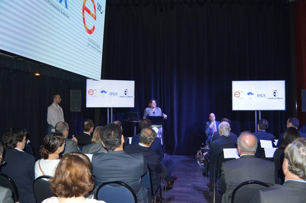 'Desayuno de Inversión' con el Gobierno de Castilla-La Mancha