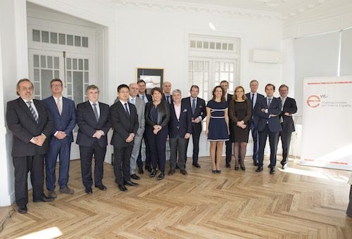 Primera reunión del año del Consejo Asesor de Multinacionales por marca España