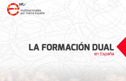 Multinacionales por marca España presenta sus propuestas para potenciar la formación dual en nuestro país