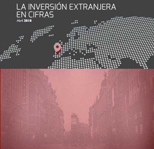 """Informe: """"La inversión extranjera en cifras"""" – Abril 2018"""