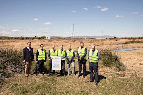"""HEINEKEN y la Generalitat Valenciana inician el """"Proyecto Cañaveral"""" para restaurar la Cuenca de L'Albufera"""