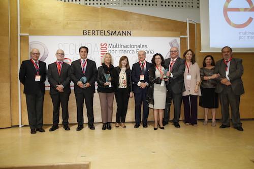 """ManpowerGroup, MSD y Fundación Balia, ganadores de los """"Premios Multinacionales por marca España RSC 2018"""""""