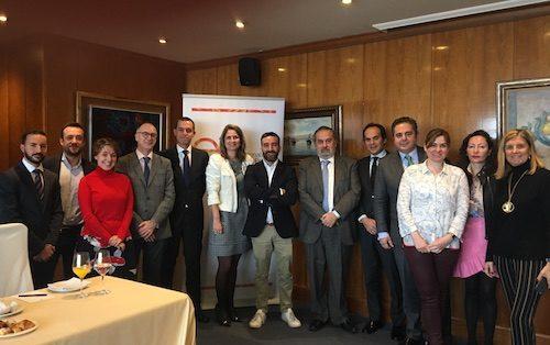 «Encuentros con los socios» con Francisco Polo, secretario del Área de Emprendimiento, Ciencia e Innovación de la Comisión Ejecutiva del PSOE
