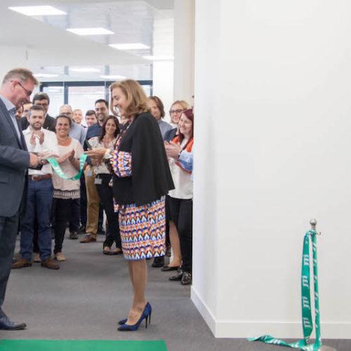 JTI inaugura en Madrid su Centro Global de Innovación y Tecnología
