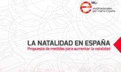 Multinacionales por marca España anuncia una propuesta de medidas para fomentar la natalidad en nuestro país