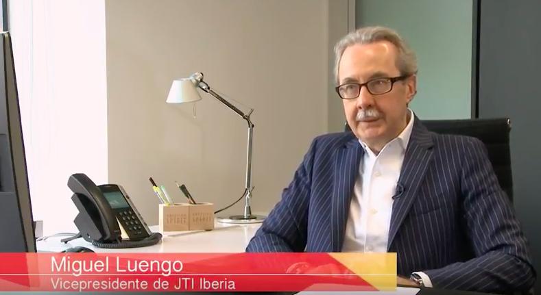 """""""La apuesta de JTI por España ha sido constante»"""