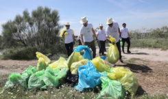 Más de 500 empleados de L'Oréal España recogen 3,2 toneladas de basura en la Comunidad de Madrid
