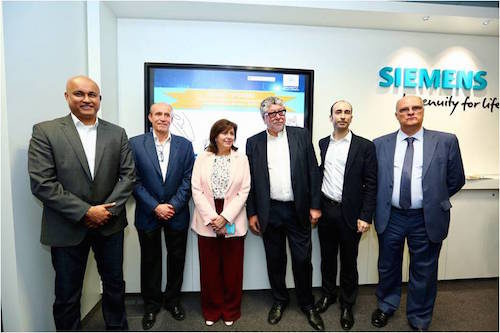 Siemens abre en Barcelona su nuevo MindSphere Application Center especializado en energía