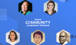 Facebook presenta a los participantes del Programa de Liderazgo Comunitario