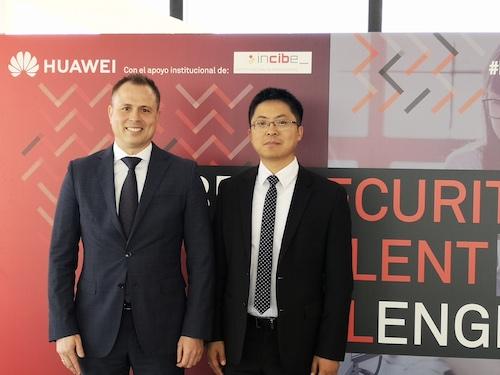 Huawei España presenta la primera edición de su Cybersecurity Talent Challenge