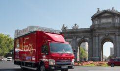 """HEINEKEN España pionera en distribución sostenible en Madrid con un camión """"eco"""""""