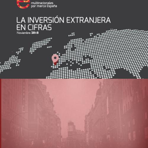 """Informe: """"La inversión extranjera en cifras"""" – Noviembre 2018"""