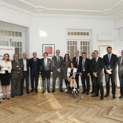Tercera reunión anual del Consejo Asesor de Multinacionales por marca España