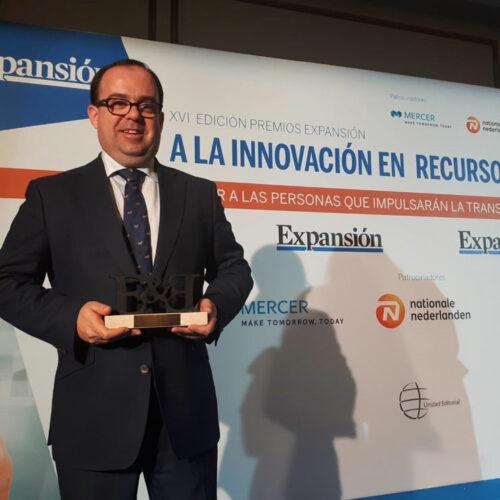 EY, galardonada en los Premios Expansión & Empleo a la Innovación en Recursos Humanos