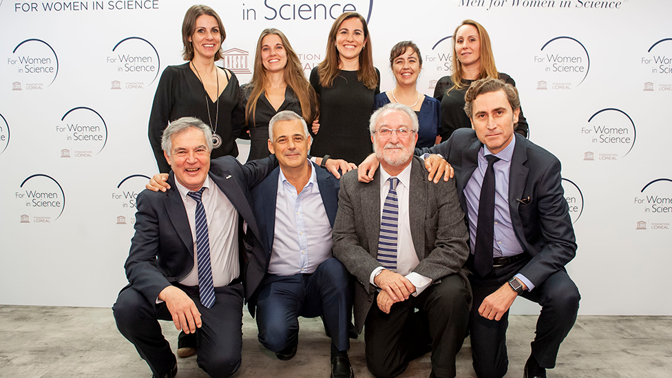 "Nace la liga de científicos masculina ""Men for Women in Science"", impulsada por L'Oréal España"