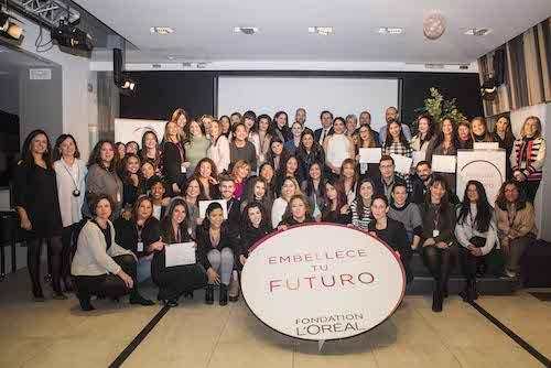 """""""Embellece tu Futuro"""" de L'Oréal España ha cambiado la vida de más de 200 personas en situación de vulnerabilidad"""
