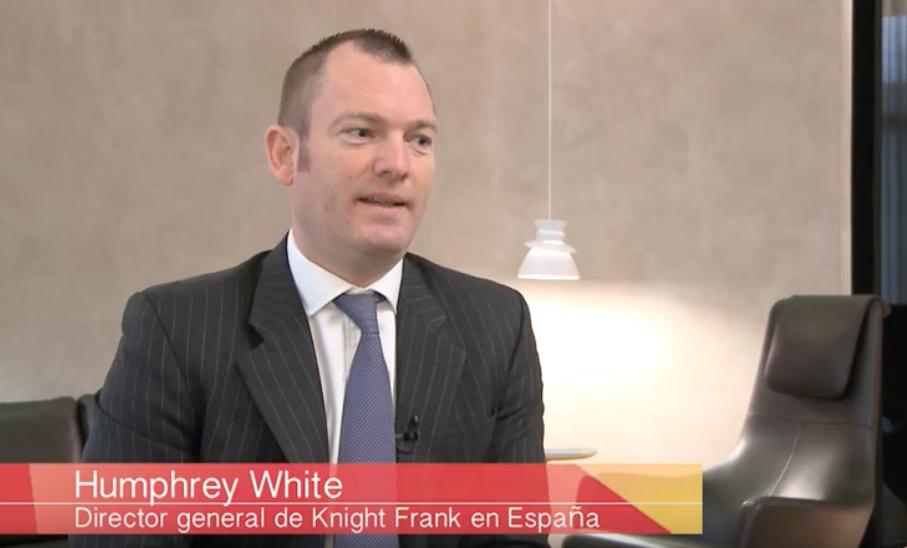 """""""España es clave para el ambicioso plan que Knight Frank tiene en Europa»"""