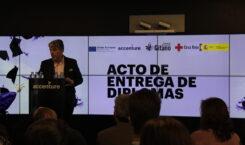 Cruz Roja, Fundación Secretariado Gitano y Accenture presentan la segunda edición del curso de Desarrollador Java