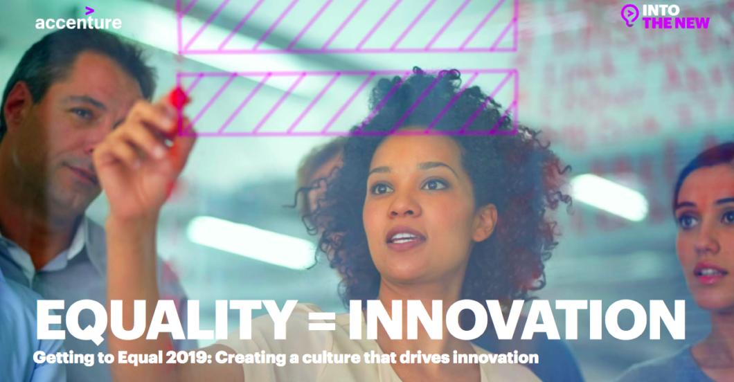 Una cultura corporativa igualitaria multiplica la innovación en las compañías, según Accenture