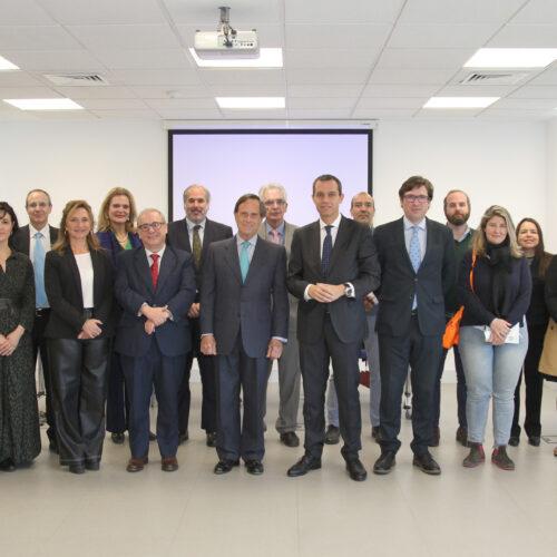 Encuentro empresarial «Multinacionales y el Ayuntamiento de Alcobendas»