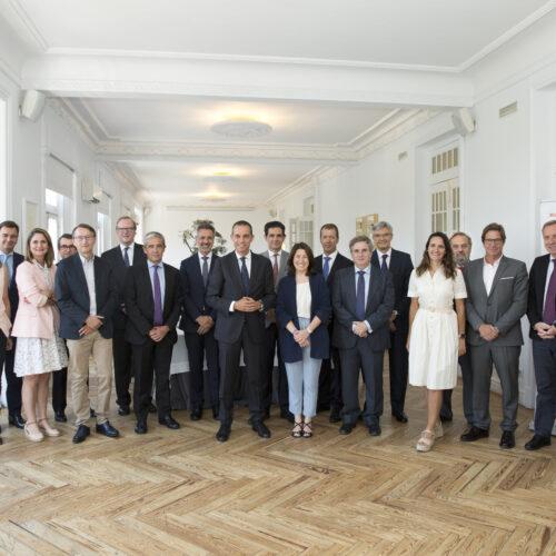 El Consejo Asesor de Multinacionales por marca España celebra su primera reunión anual