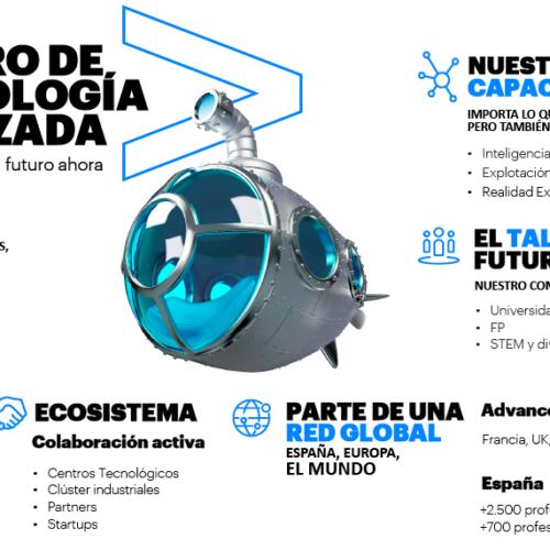 Accenture inaugura en Alicante su centro de tecnologías más avanzadas