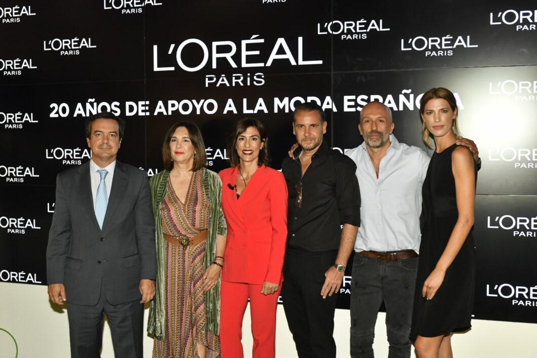 L'Oréal Paris, 20 años de apoyo incondicional a la moda española