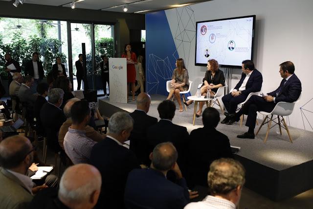Google, apostando por la ciberseguridad en España