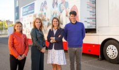 El Smartbus de Huawei España recorre las escuelas del país para fomentar la educación y responsabilidad digital