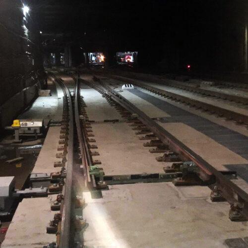 Tecnología de señalización de Thales para la estación de Atocha Cercanías