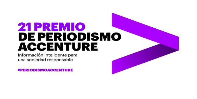 Abierta la 21 edición del Premio de Periodismo Accenture
