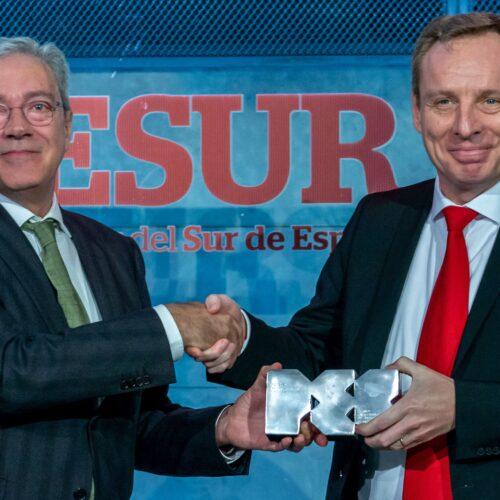 HEINEKEN es reconocida como la empresa que más apuesta por el sur de España en los premios PEC