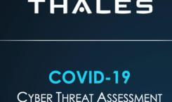 """Thales publica el estudio """"Covid-19: Evaluación de ciberamenazas"""""""