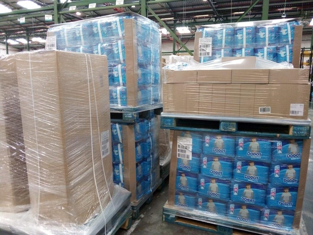 El centro de producción de P&G en Jijona se suma a la lucha contra el COVID-19