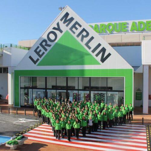 Leroy Merlin colabora en la lucha contra el COVID-19 apoyando la acción sanitaria con productos para su protección