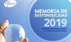 Pfizer refuerza su compromiso con la innovación sostenible y los ODS