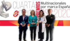 Grupo Calvo, Sanitas y FEDER, ganadores de los Premios Multinacionales por marca España RSC 2020