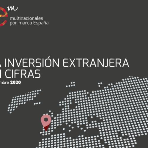 Informe «La inversión extranjera en cifras» – Noviembre 2020