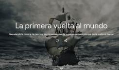 Google Arts & Culture explora los detalles de la circunnavegación de Fernando de Magallanes y Juan Sebastián Elcano