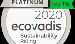 Sodexo obtiene la calificación Ecovadis Platino en sostenibilidad