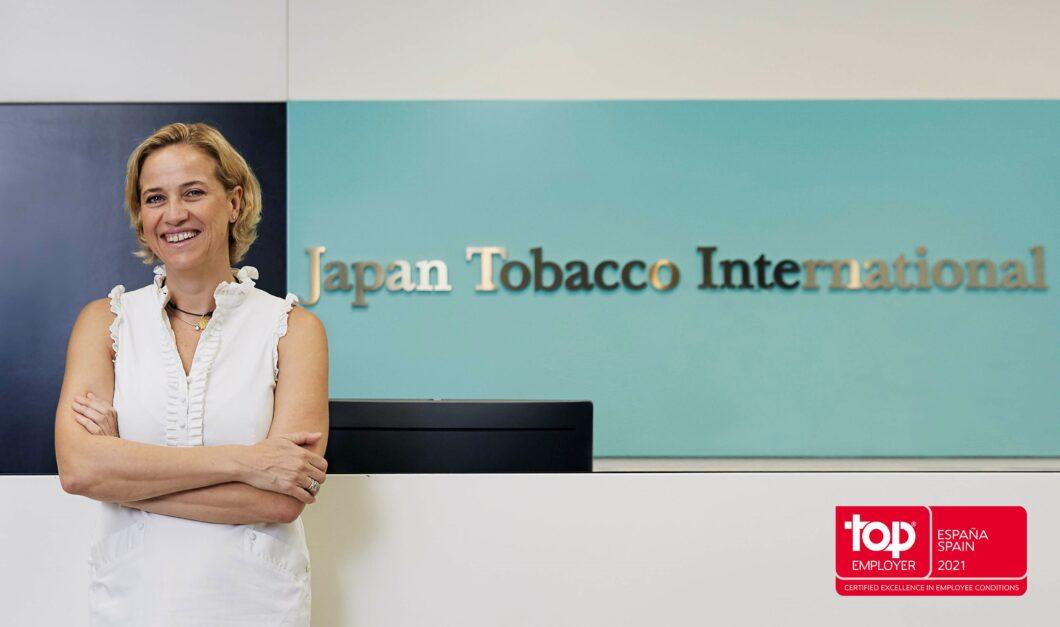 JTI elegida la mejor tabaquera para trabajar en España