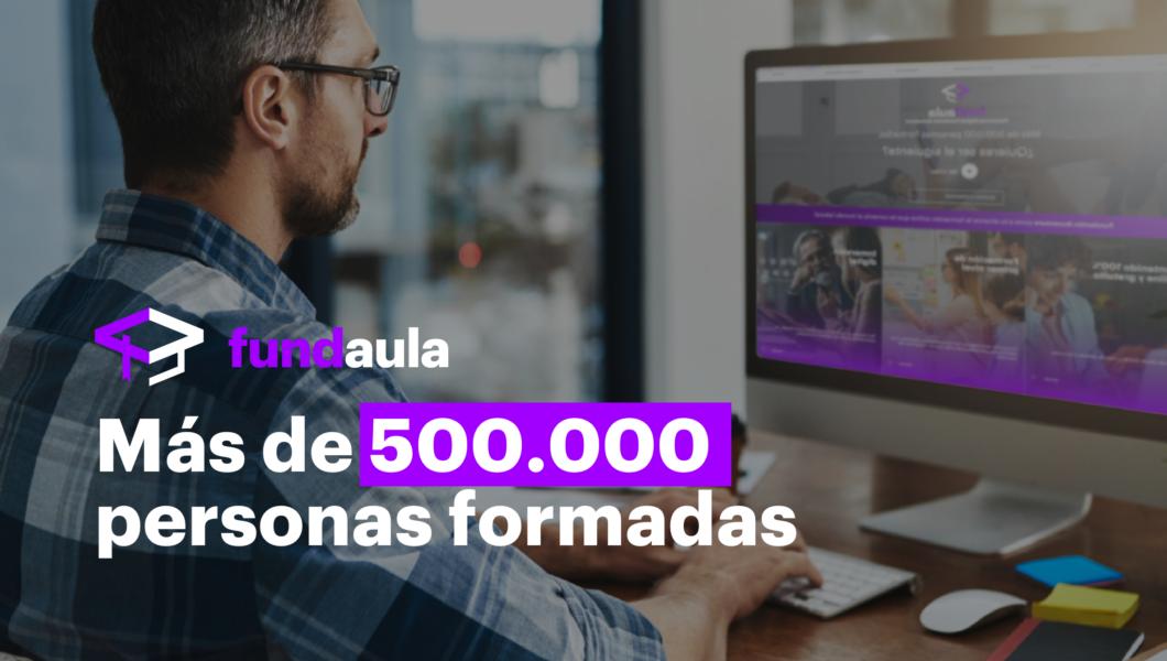 Fundación Accenture presenta Fundaula, la plataforma de formación online para la era digital