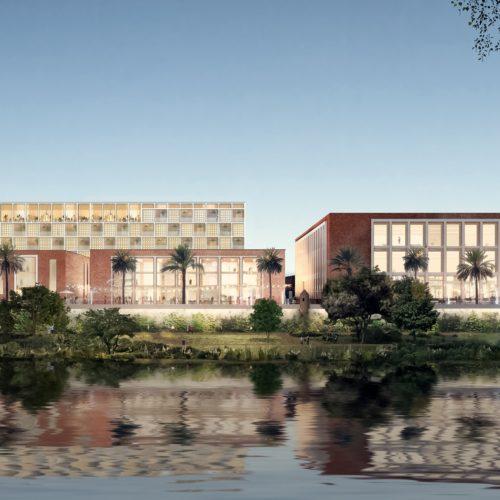 Altadis, Ayuntamiento de Sevilla y KKH presentan el proyecto de inversión para la antigua Fábrica de Tabacos
