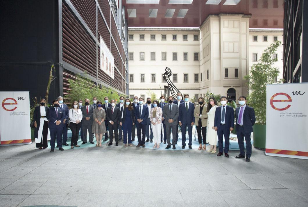Manuel de la Rocha preside el Consejo de Presidentes de Multinacionales por marca España