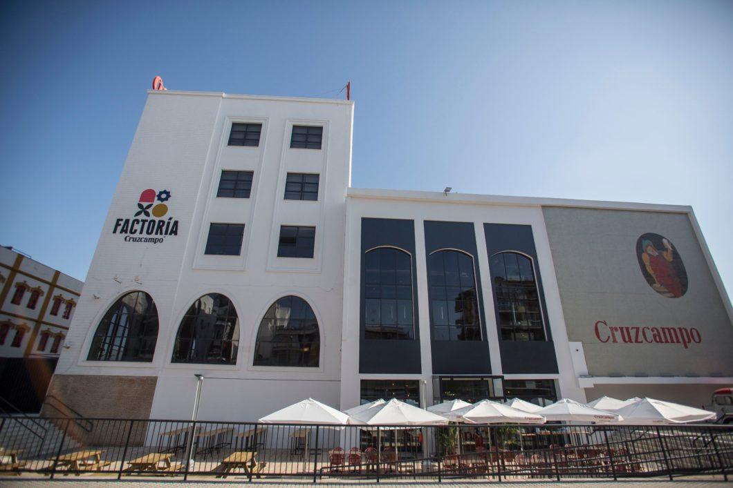 Abre sus puertas en Sevilla Factoría Cruzcampo