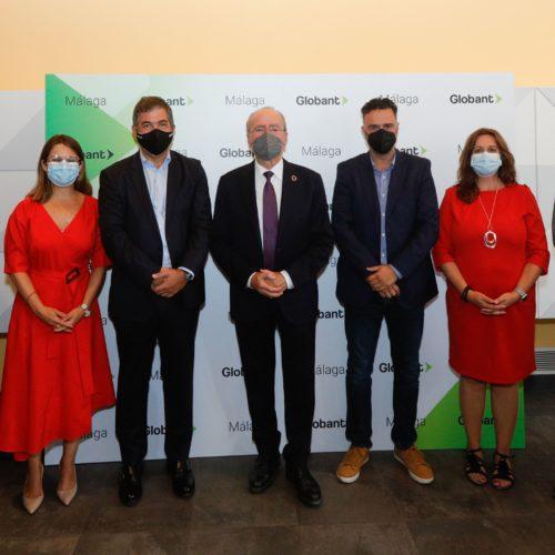 Globant inaugura su Centro de Innovación en Málaga